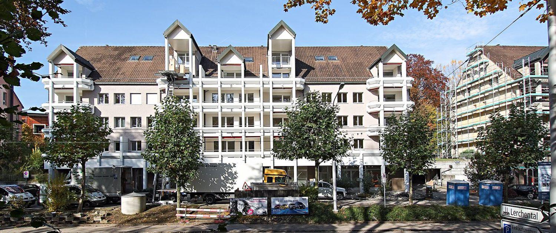 Rorschacherstrasse, St. Gallen