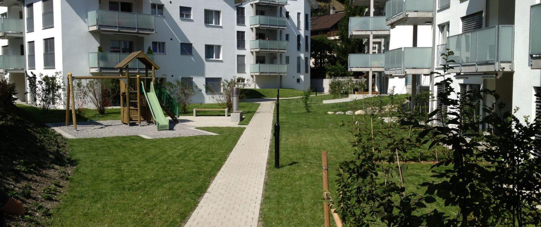 Tamina Wohnpark, Bad Ragaz